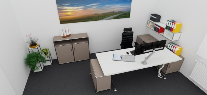 Chefarbeitsplatz Bosse-Design