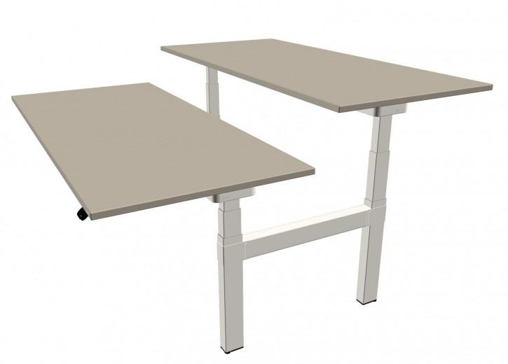 elektr. Schreibtisch Easy-UP Twin
