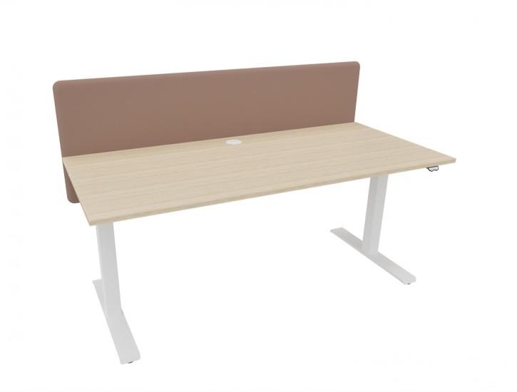 elektr. höhenverstellbarer Schreibtisch